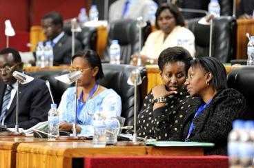 Rwandan-parliamentarians